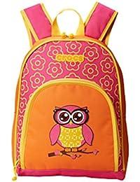 Unisex Preschool Little Kids Backpack (Owl (Pink))