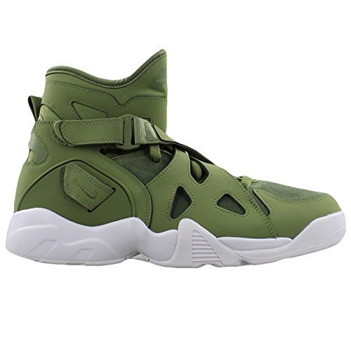 the latest ab13e 25c8e Nike Men's Air Max Unlimited Basketball Shoes Palm Green (8)