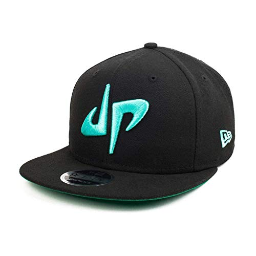 Dude Perfect 'DP Snapback // Black + Green'
