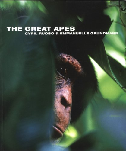 The Great Apes by Cyril Ruoso (2009-05-16) ePub fb2 book