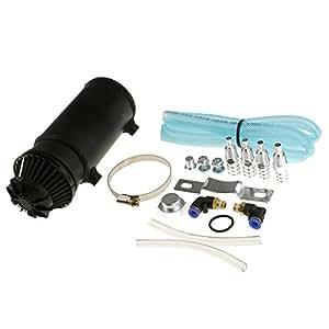 Magideal unidades de 1pieza Depósito de absorbe Aceite + 1tubo flexible + 1pieza filtro attrezzaura Eletronico Combustile