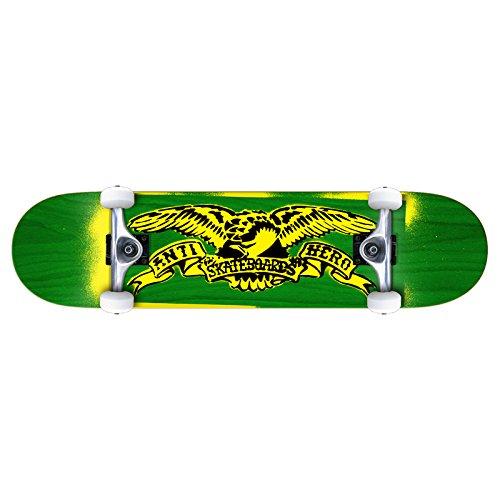 人気激安 アンチヒーロー (ANTI HERO) STENCIL EAGLE SM 7.5 アンタイヒーロー 完成品 HERO) スケートボード SM スケボー コンプリート 完成品 B07DPM25F7, 景品ゲットクラブ:1bfd4e5f --- a0267596.xsph.ru