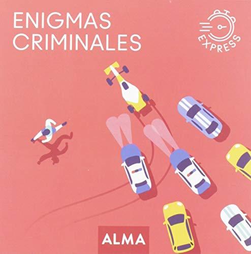 Enigmas criminales express: 39 (Cuadrados Express) por VV.AA.
