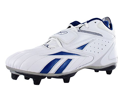White Full Men's KFS Dark Cleat Football Royal Nfl D Blitz Reebok 8wTUqax