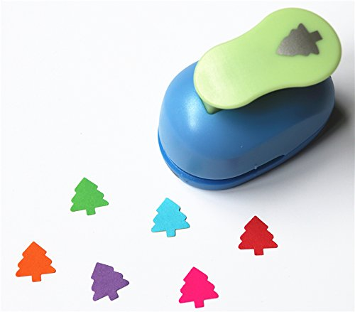 CADY Crafts Punch 5/8-Inch paper punches - Christmas tree