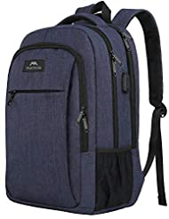 Laptop Backpack with USB Charging Port,S...