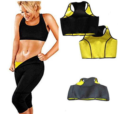 6b1d10c23f3aa TPL Body Shaper Women Seamless Slimming Thermos Push Up Vest Girls Waist  Trainer Bra (M-Size