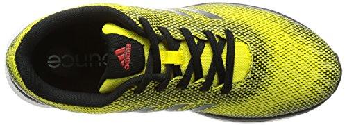 adidas Mana Bounce 2 M Aramis, Scarpe da Ginnastica Uomo, Giallo (Amabri/Negbas/Rojbas), 42 EU