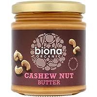 6X Biona Organic Cashew Nut Butter 170g