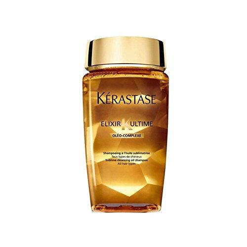 ケラスターゼエリクサー ラバンテベイン(250ミリリットル) x4 - Krastase Elixir Ultime Huile Lavante Bain (250ml) (Pack of 4) [並行輸入品] B0722KK2J1