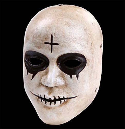 Gmasking 2017 The Purge Anarchy James Sandin Cross Mask 1:1 Props