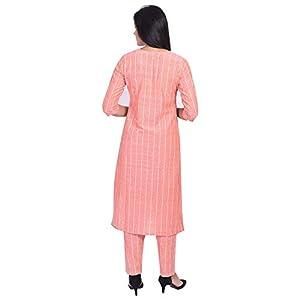 SSARA Women's Khadi Cotton Salwar Suit