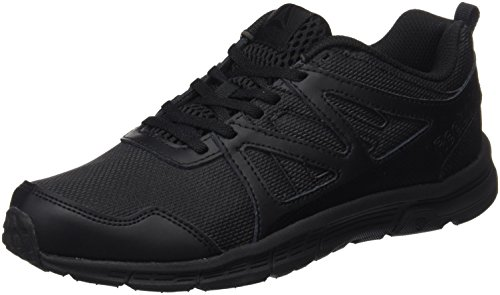 Reebok Run Supreme 2.0 - Zapatillas de Running Niños Negro (Black / Black)