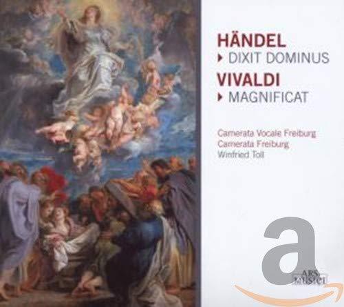 Dixit Dominus, Magnificat: Aa.vv.: Amazon.es: Música