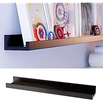 ikea picture ledge inch black home. Black Bedroom Furniture Sets. Home Design Ideas