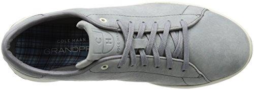 Cole Haan Heren Grandpro Tennis Mode Sneaker Ijzel Nubuck