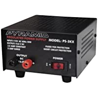 Pyramid Pyle Ps3kx Power Supply 2 Amp Fully Regulated