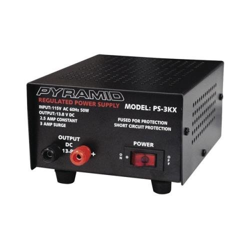 Pyramid - ps3kx - pyle ps3kx power supply 2 amp fully regulated ()