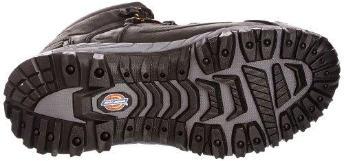 Br Dickies 10 De Fd23310 Sécurité Chaussures 44 Taille Noir Brun S3 Medway ffOnF5xr