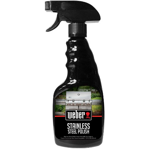 Weber Stainless Steel Grill Polish