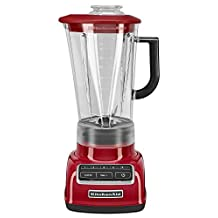 KitchenAid KSB1575ER5-Speed Diamond Stand Blender, Empire Red