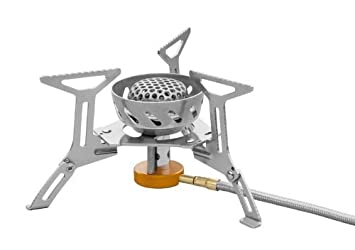 Fire-maple FMS-121 Estufa de gas para camping Cocina Estufa de gas resistente al viento: Amazon.es: Deportes y aire libre