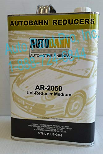 AR- 2050 Autobahn Gallon Medium Reducer Restoration CAR Paint Supplies