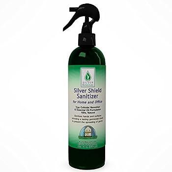 Silver Shield Sanitizer by Silver Botanicals