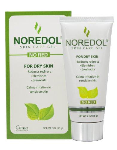 Noredol Redness Relief Skin Care Gel 2oz