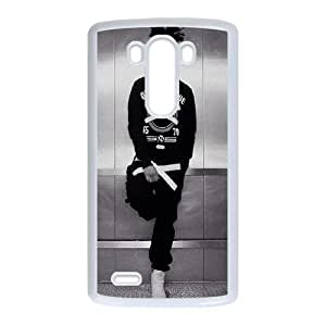 The Weeknd XO LG G3 Cell Phone Case White QD9347836