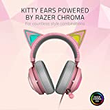 Razer Kraken Kitty RGB USB Gaming Headset: THX 7.1