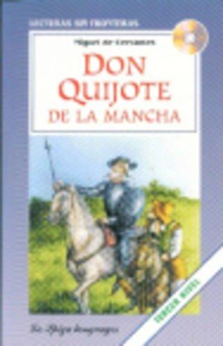 La Spiga Readers - Lecturas Sin Fronteras (B2): Don Quijote de la Mancha + CD