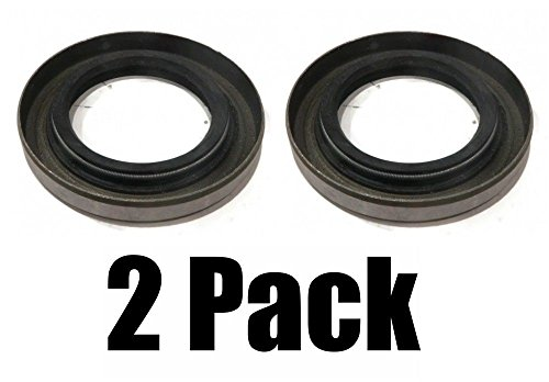 The ROP Shop (2) Trailer HUB Grease Seals Double Lip 1.249 x 1.983 Replace TruRyde 34823 Axle
