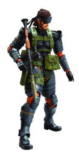 metal gear cyborg ninja - 6
