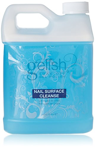 Gelish Nail Surface Cleanser, 32 Ounce