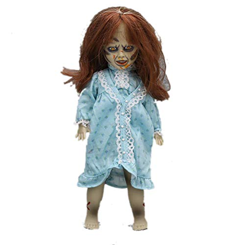 PLAYER-C Action Figurs Childs Play Good Guys Horror Doll Scary Bride of Living Dead Dolls PVC -