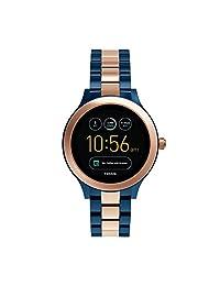 Fossil FTW6002 Smartwatch Digital para Mujer