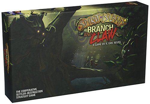 Spirit Island Branch & Claw Expansion