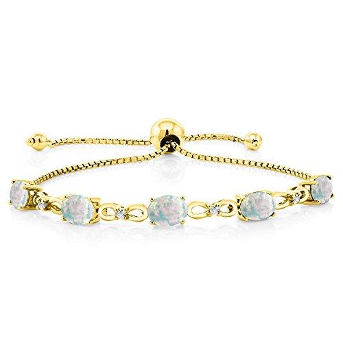 Fire Diamond Bracelet - 8