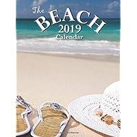 The Beach 2019 Calendar