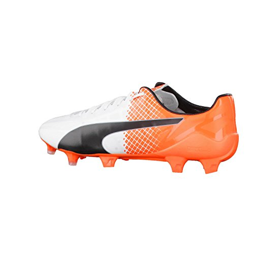 Homme Chaussures Evospeed Orange Compétition Orange FG Blanc 04 Football II puma SHOCKING de Black SL white Puma s puma XCdfwgxzqf