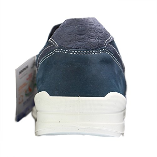 Jomos 319304-171-861 hombres Slipper Azul
