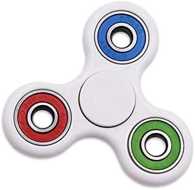Omega Tri-Spinner Fidget Toy With Premium Hybrid Ceramic Bearing
