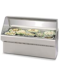 Federal Industries SQ-8CD Market Series Refrigerated Deli Case