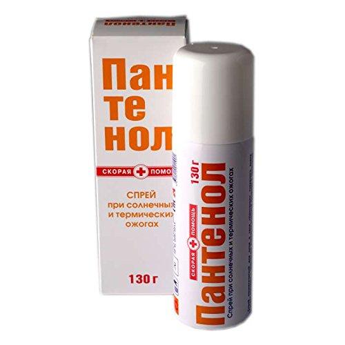 Panthenol Sun Burn Spray 130 G