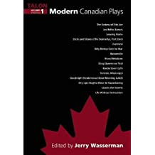 Modern Canadian Plays, (Volume 1, 5th Edition)