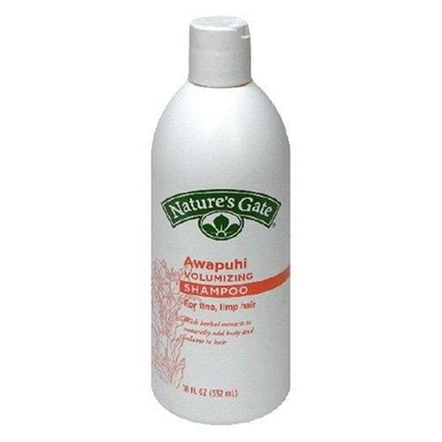 zing Shampoo for Fine, Limp Hair with Awapuhi, 18 Ounce (532 ml) ()