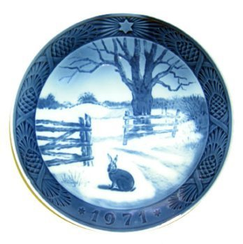 Art dating royal copenhagen porcelain plates