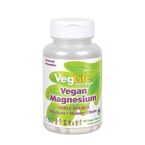 Vegan Magnesium VegLife 90 VCaps