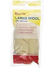 LAMBS WOOL PREMIER Size: 3/8 OZ (Pack of 3)